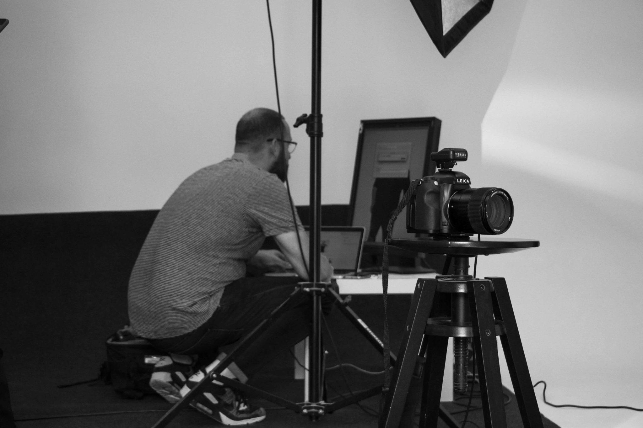 Kraków studio fotograficzne UNIQUE STUDIO